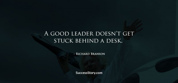Richard Branson Leadership quote
