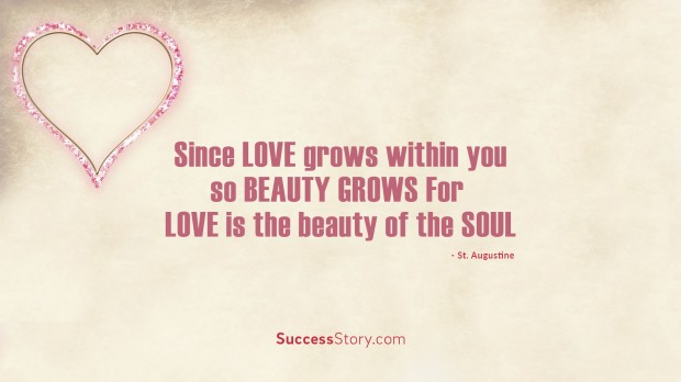 Since love