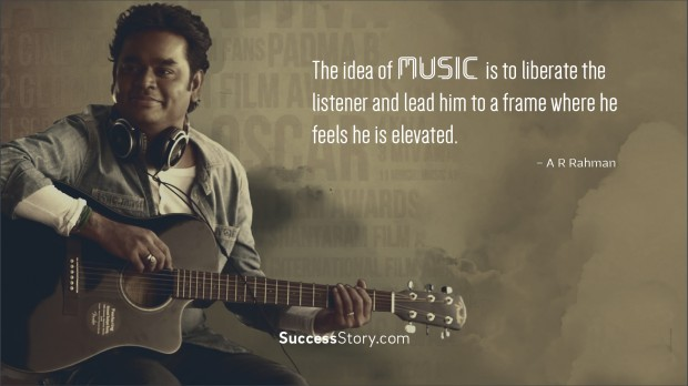 Image result for ar rahman quotes