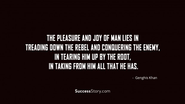 The pleasure and