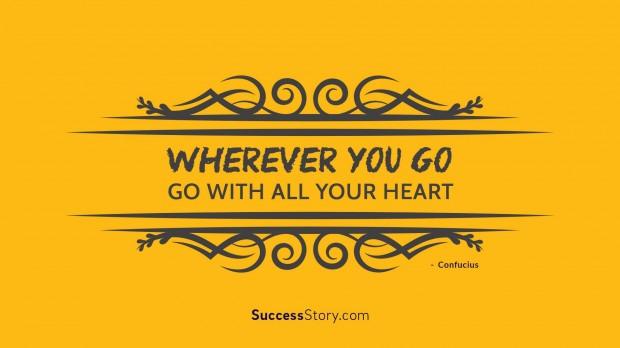 Wherever you