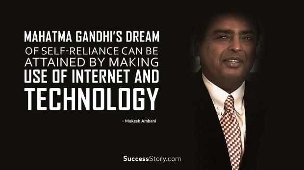 18 Famous Mukesh Ambani Quotes Inspirational Quotes Successstory