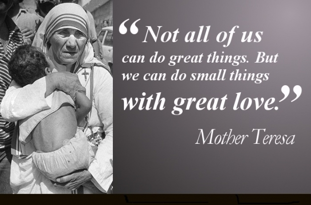 Mother Teresa Quotes Famous Quotes SuccessStory Magnificent Famous Quotes About Mothers