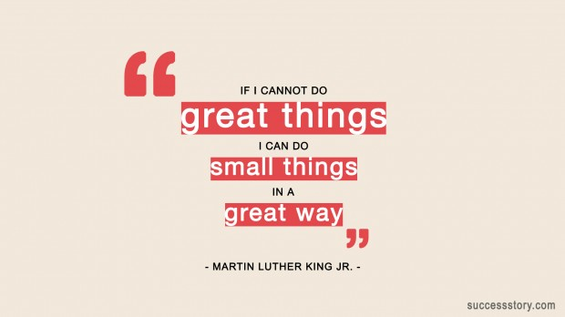 Famous Martin Luther King Jr Quotes Successstory