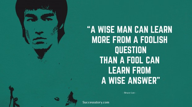 Bruce Lee Quotes Famous Quotes Successstory