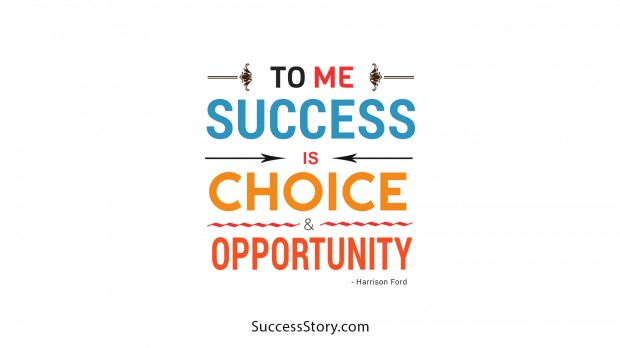 to me success