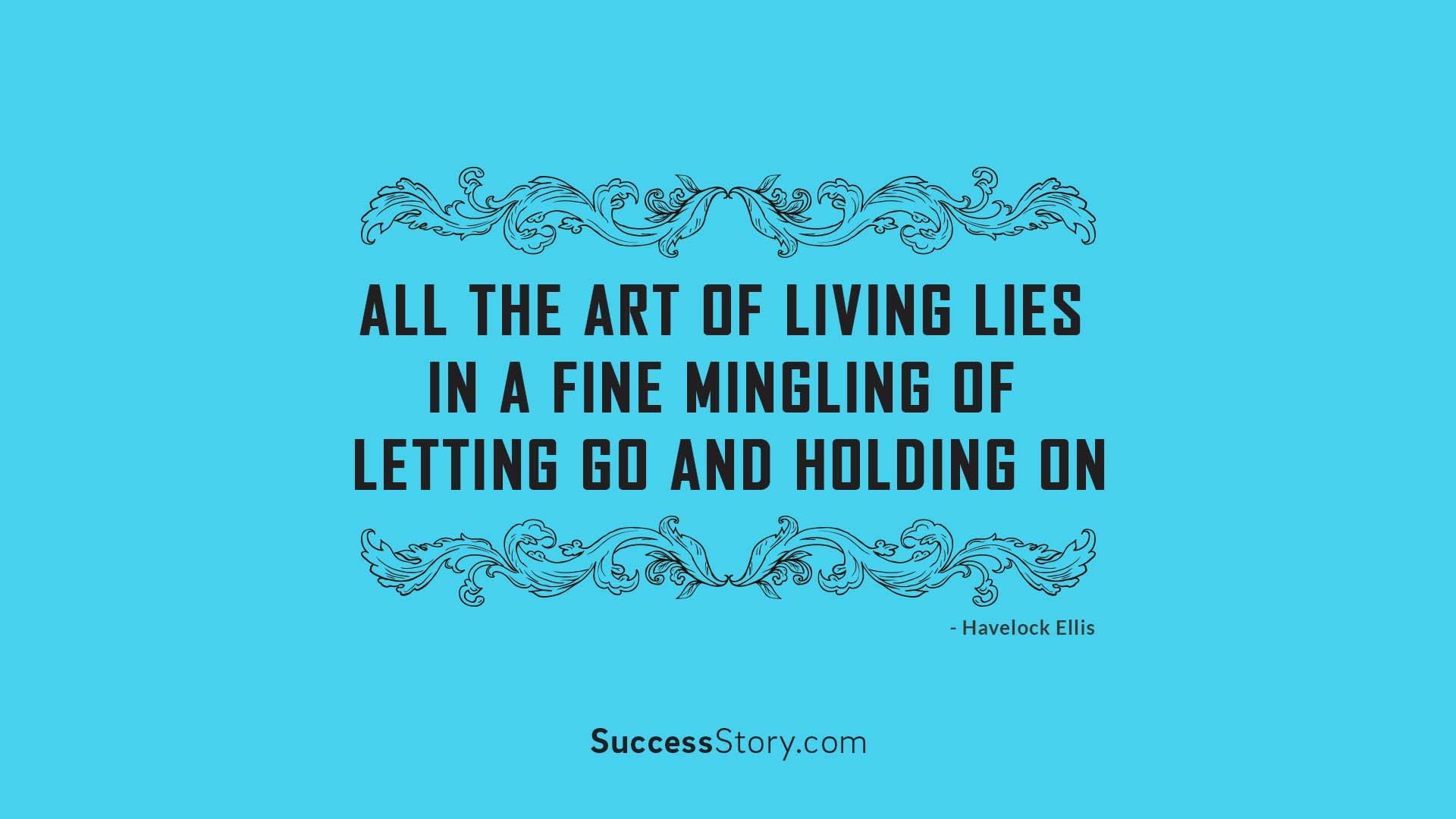 All the art of living