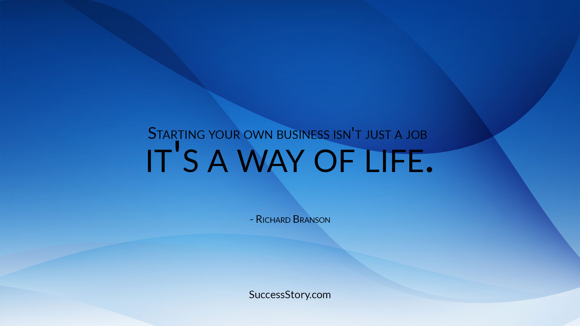Business Quote by Richard Branson