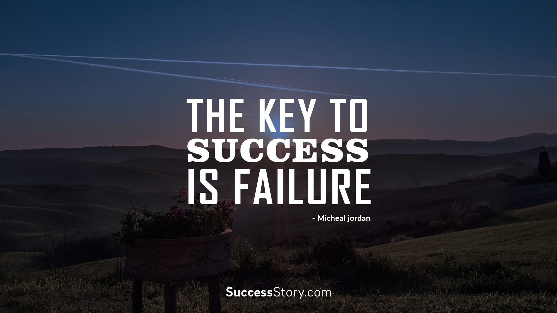 failure is the key to succeed It seems that failure tends to be more public than success or at least that's what we perceive it to be we fret it, we try to avoid it, and we question.