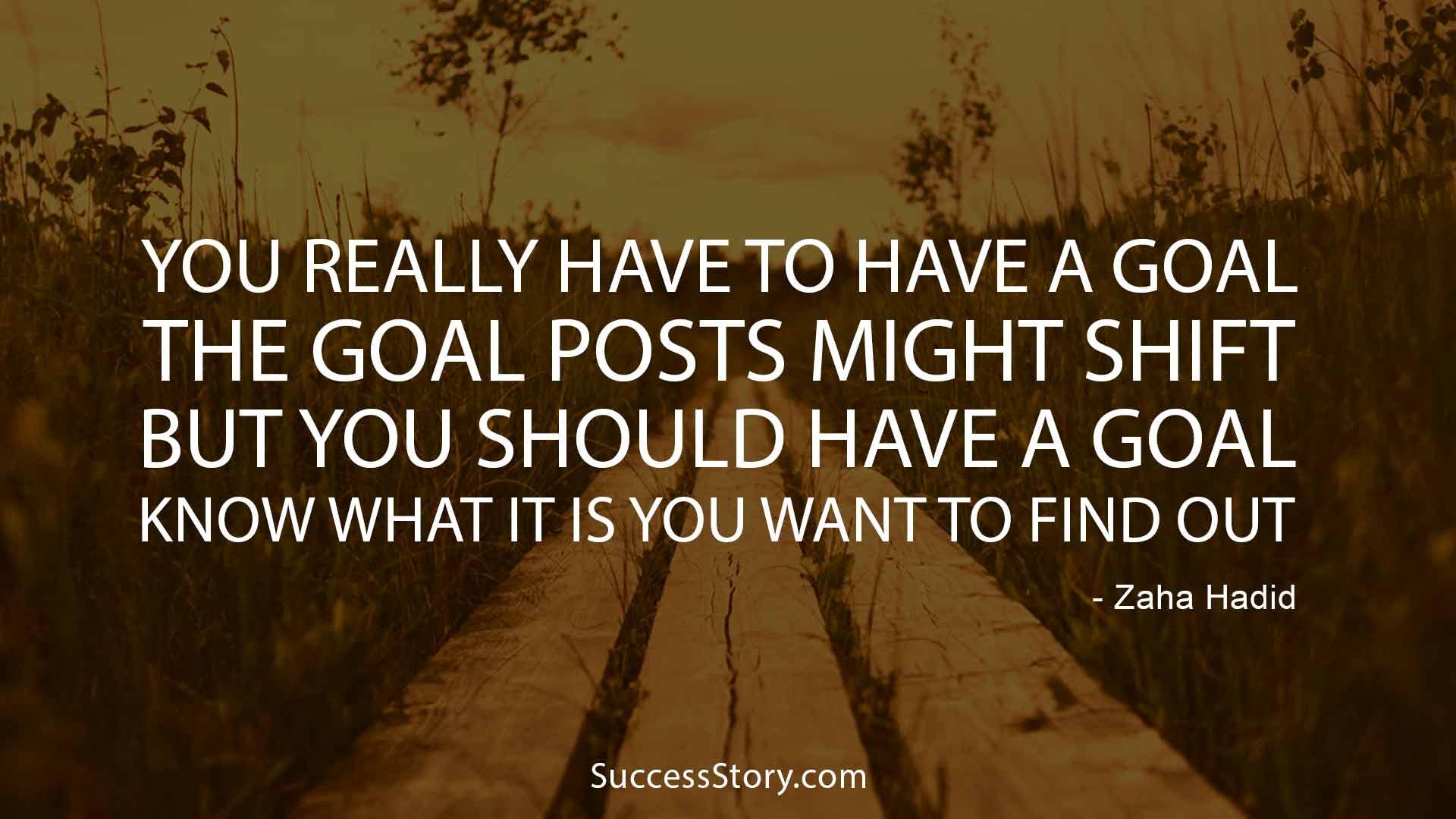 10 Famous Inspirational Zaha Hadid Quotes