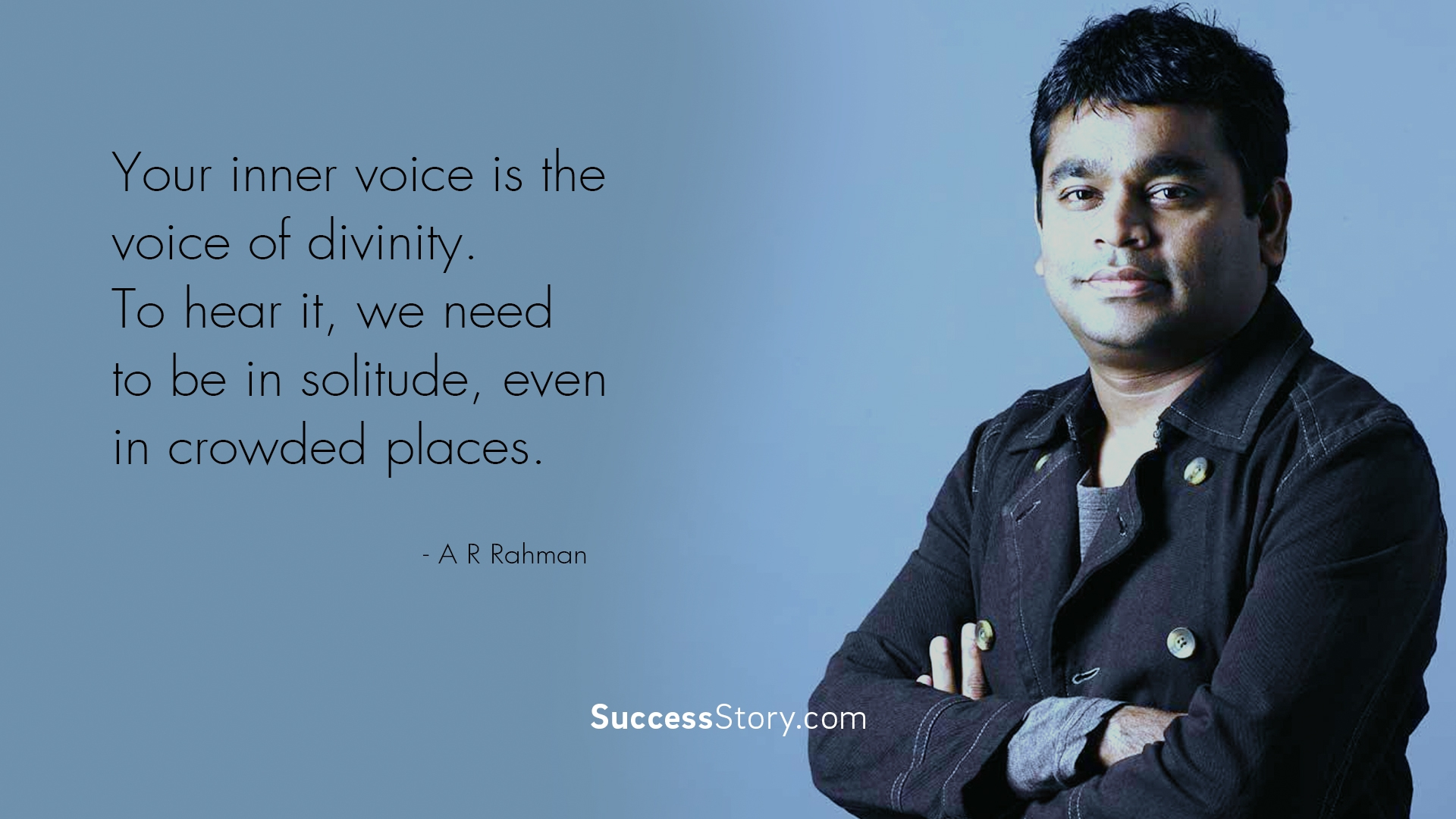 Your inner voice is the voice