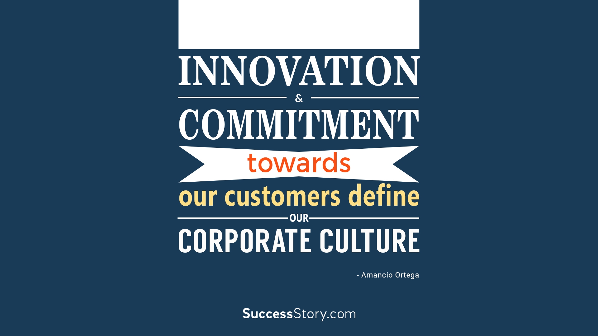 innovation   commitment