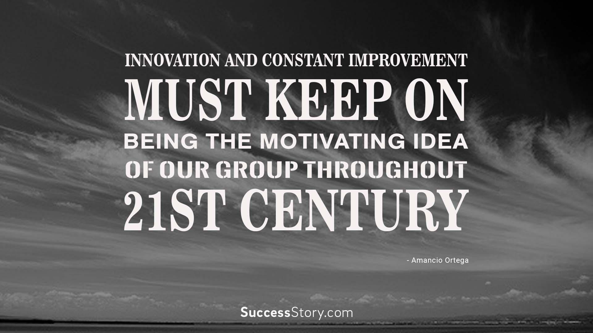 innovation   constant