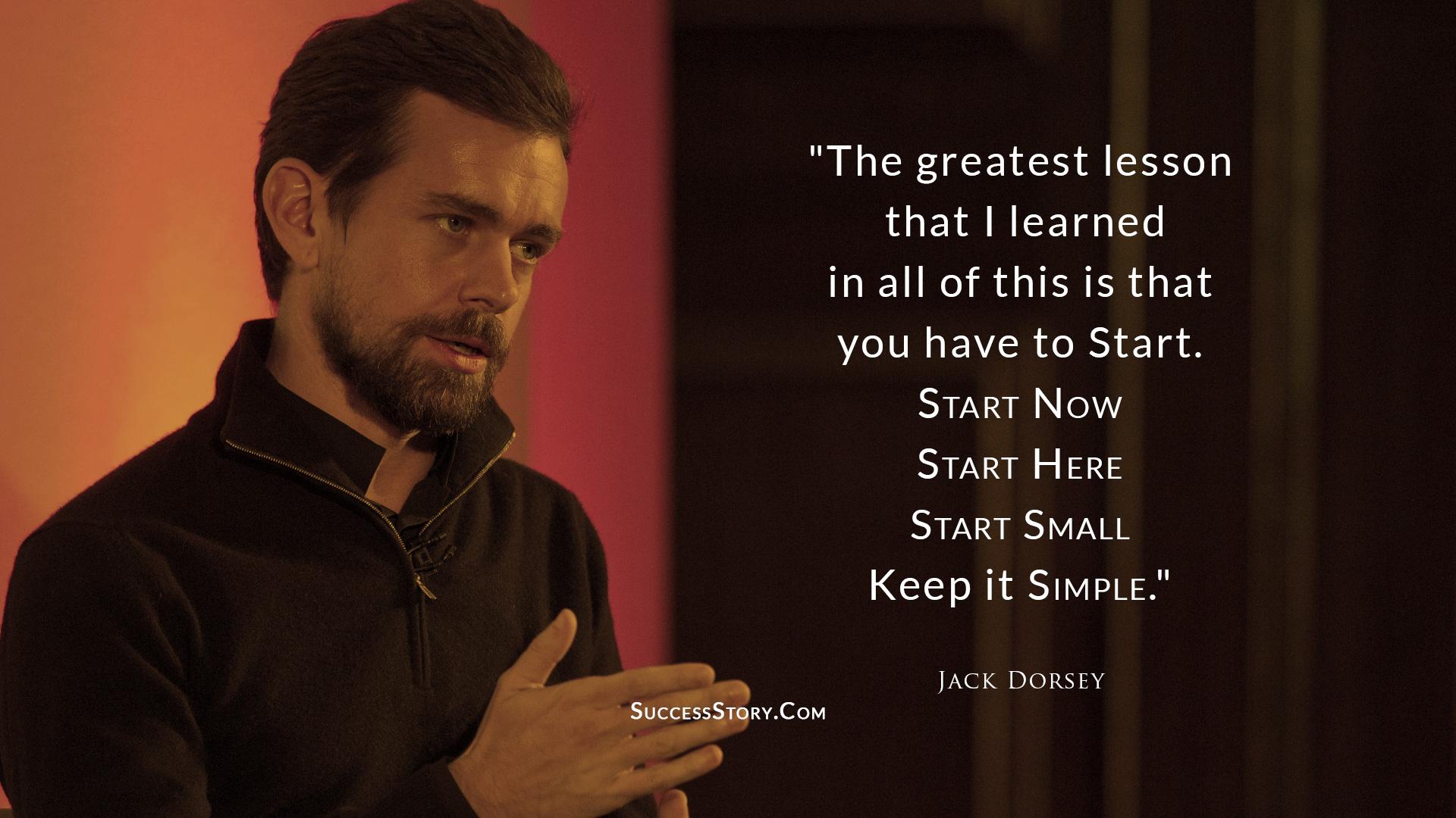 jack dorsey inspiring quotes