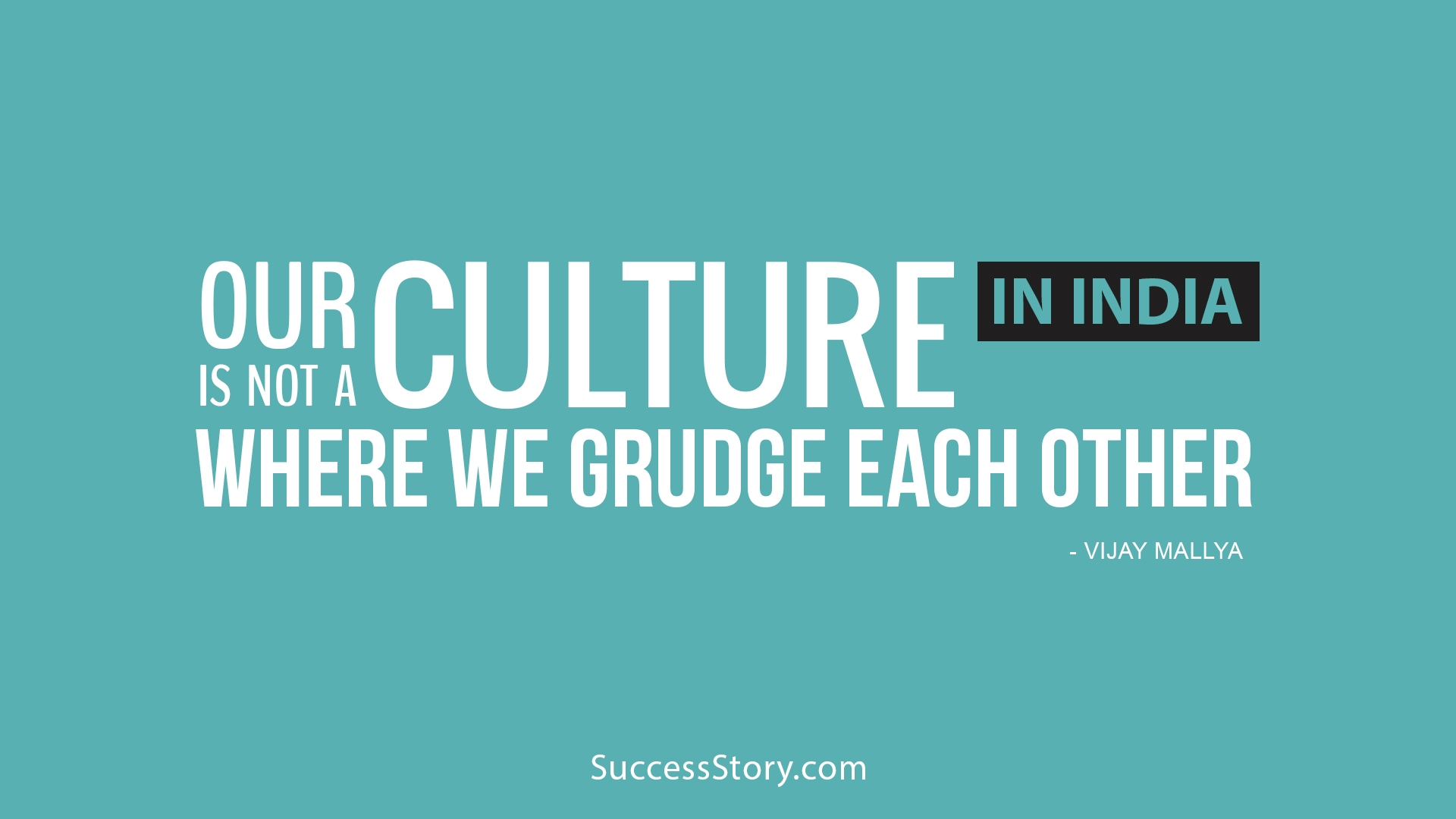 our culture in india