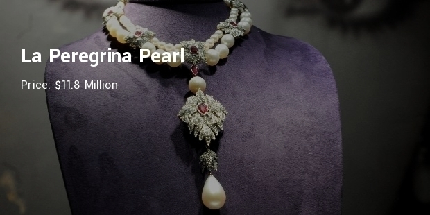 Most Expensive Pearls Necklace