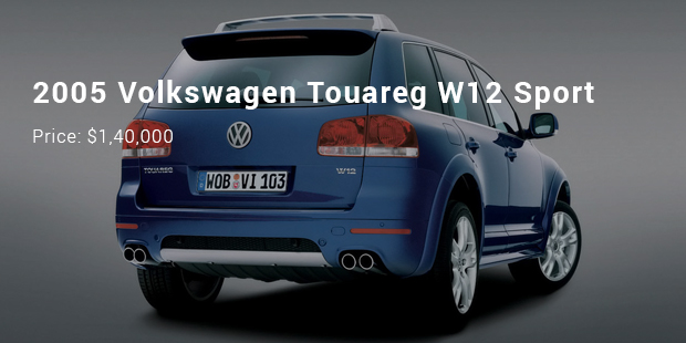 Most Expensive Volkswagen Cars