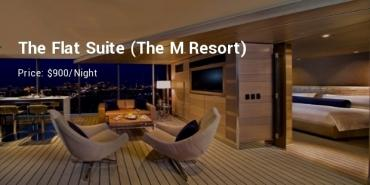 Most Expensive Hotel Rooms in Las Vegas