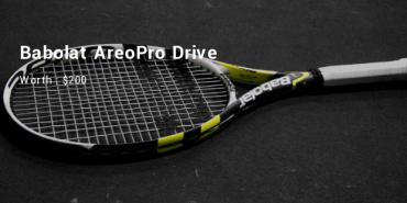 10 Most Expensive Tennis Racquets