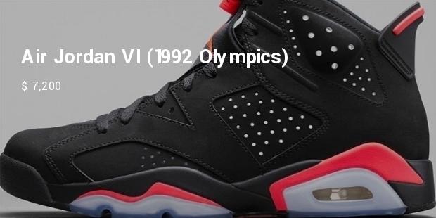10 Most Expensive Jordans