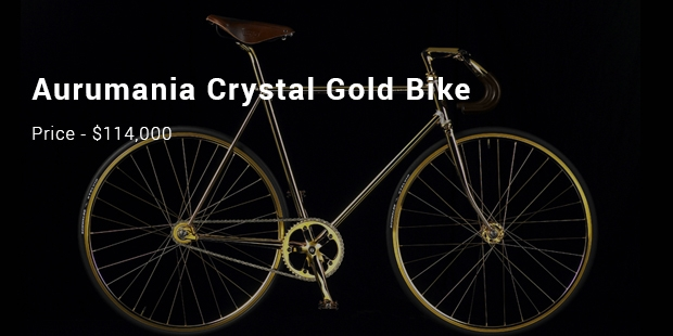 Most Expensive Road Bikes