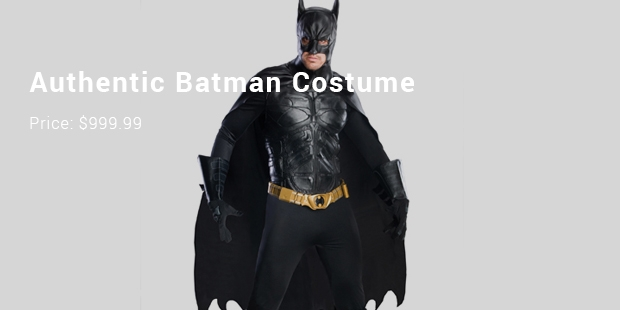 Most Expensive Halloween Costumes