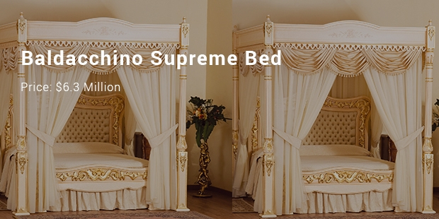 Most Expensive Beds and Mattresses