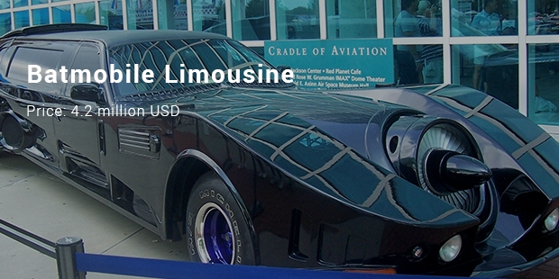 Most Expensive Limousines