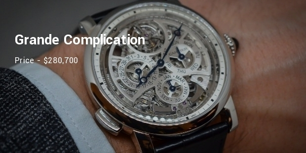 the article around sold expensive watches fashionbeans most world ever