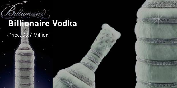 Most Expensive Vodkas