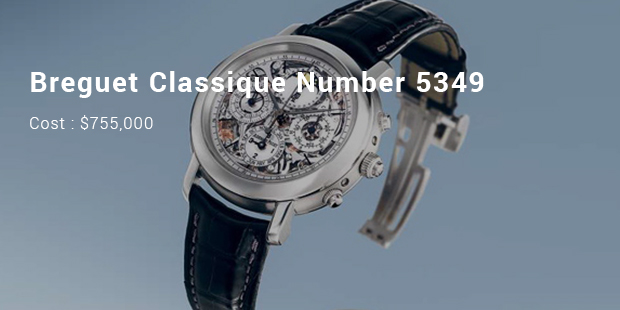 6 Most Expensive Priced Breguet Watches List Expensive Breguet