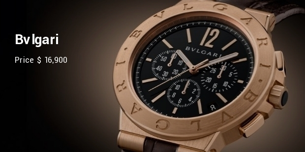 Most Expensive designer watches for men