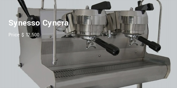 Most Expensive Espresso Machine