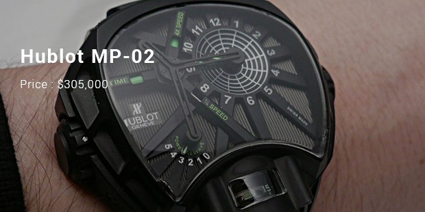 Most Expensive Hublot
