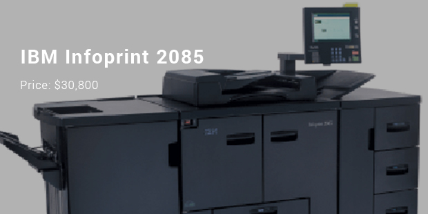 Most Expensive Printers