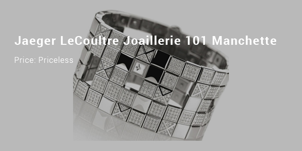The World's Most Expensive Jaeger LeCoultre Watches