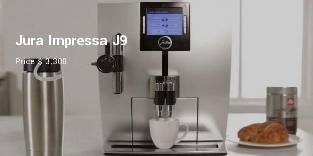 Most Expensive Espresso Machines