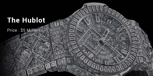 Most Expensive Hublot Watches