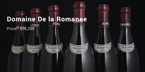Most Expensive French Wine