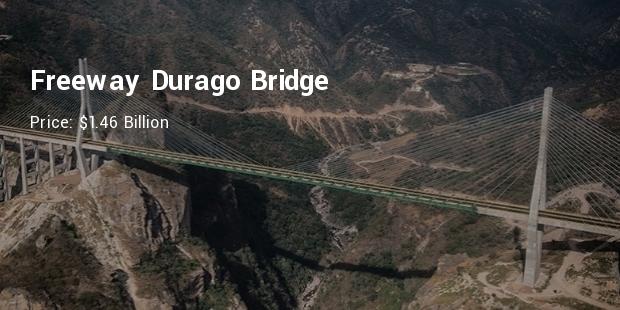Most Expensive Bridges
