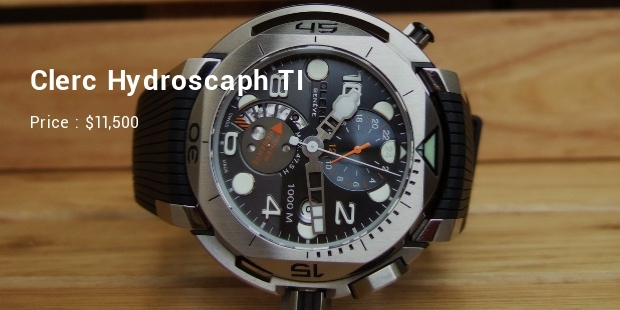 10 most expensive diving watches successstory