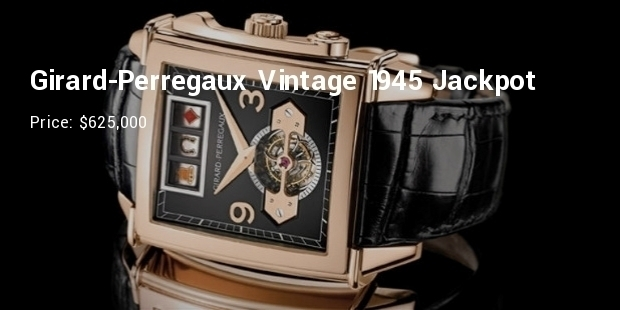 Most Expensive Girad Perregaux