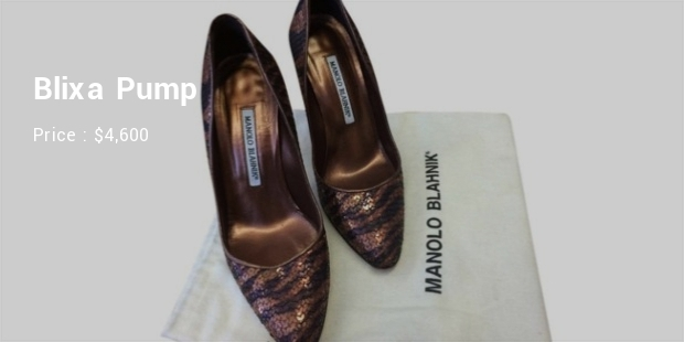 Most Expensive Manolo Blahnik Shoes
