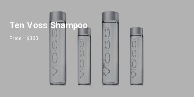 Most Expensive Shampoo