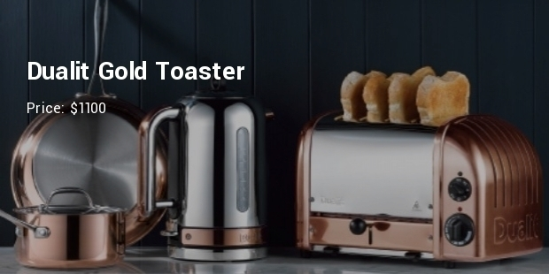 Most Expensive Toaster