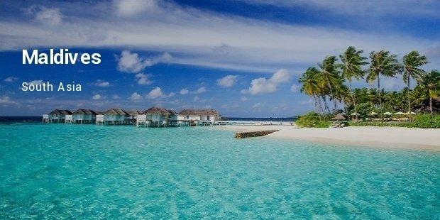 Most Luxurious Honeymoon Destinations