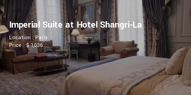 Most Luxurious Hotel Suites in Europe