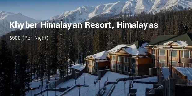 Most Luxurious Snowy Destinations In Asia