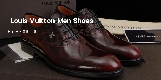Most expensive Handmade shoes