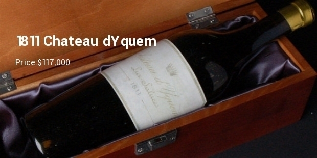 Most Expensive White Wines